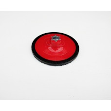 10371 Backing Pad Velcro 115mm Rigid Density Extra Grip