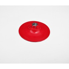 11341Backing Pad Velcro 115mm Firm