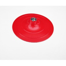 11343 Backing Pad Velcro 150mm Firm
