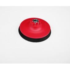 36304 Backing Pad Velcro 115mm Soft Density Foam Layer