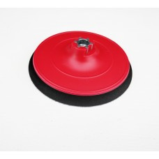 36315 Backing Pad Velcro 150mm Soft Density Foam Layer