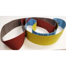 75mm x 1525mm Abrasive Belts