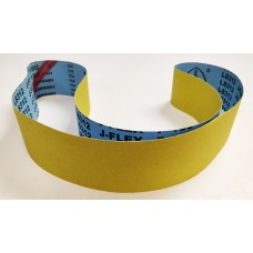Klingspor LS312JF 75mm x 1525mm Yellow Belts