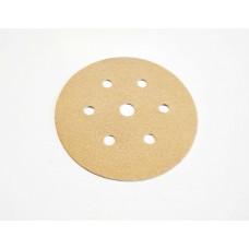SAITAC-VEL 150mm 5G F7 80 grit Disc