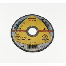 Kronenflex® EDGE 115mm x 1.2mm x 22,23mm Premium Cutting Disc  Klingspor