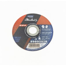 A60R BF-41 Norton Cutting Disc 115mm x 1mm x 22,23mm