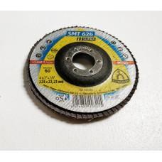 SMT626 Supra 115mm x 22mm  Klingspor Flap Disc