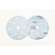Norton Pro A975 150mm Disc 240 grit 15 Hole
