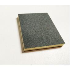 Abrasive Sponge Pad 120mm x 98mm x 13mm Fine Grit