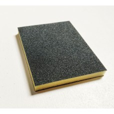 Abrasive Sponge Pad 120mm x 98mm x 13mm Medium Grit