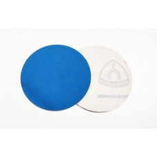 "PS21 FK 4 1/2"" (115mm) 40 Grit Blue Self Fastening Disc Klingspor"