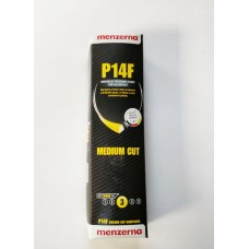 P14F White Menzerna Compound 1.25kg  bar