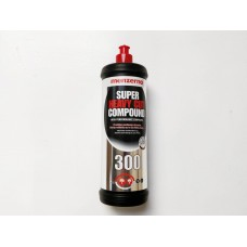 Menzerna Super Heavy Cut Compound 300 Size 1 Litre