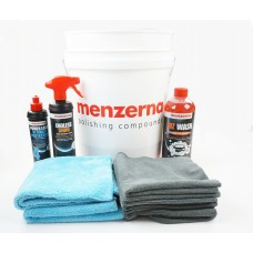 Wash & Wax Menzerna Kit