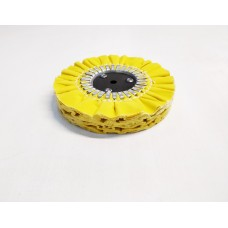 "Coolair Yellow Treated Mop 8""x2 section (200mm x 25mm)"