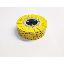 "Coolair Yellow Treated Mop 8""x4 section (200mm x 50mm)"
