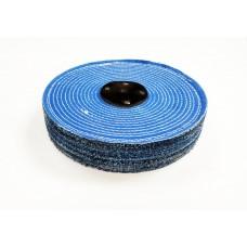 "Colour Close Stitch Mop 10""x4 section (2"") (250mmx50mm)"