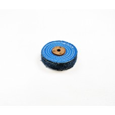 "Colour Close Stitch Mop 4""x2  section (1"") (100mmx25mm)"