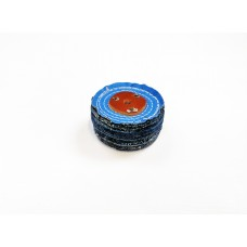 "Colour Close Stitch Mop 4""x4  section (2"") (100mmx50mm)"