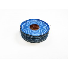 "Colour Close Stitch Mop 6""x4  section (2"") (150mmx50mm)"