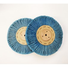 Blue Sisal Cord Mops