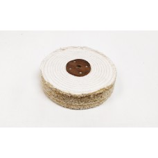 "Sisal Mop 6""x3 section (1 1/2"") (150mmx38mm)"