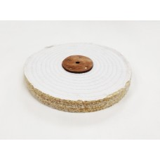 "Sisal Mop 10""x2 section 1"" (250mmx25mm) Open Stitch"