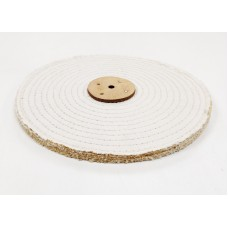 "Sisal Mop 12""x1 section (1/2"") (300mmx13mm) Open Stitch"