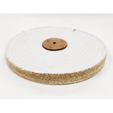 "Sisal Mop 12""x2 section (1"") (300mmx25mm) Open Stitch"