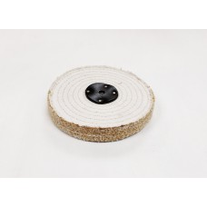 "Sisal Mop 8""x2 section (1"") (200mmx25mm) Open Stitch"