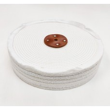 "White Close Stitch Mop 12""x 5 section (2 1/2"") (300mmx63mm)"