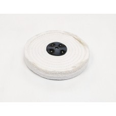"White Open Stitch Mop 8""x2 section (1"") (200mmx25mm)"
