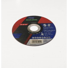 A60R BF-41 Norton Cutting Disc 115mm x 1mm x 22,23mm