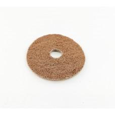 VORTEX Rapid Pred Disc 115mm x 22mm Brown Coarse 66623378974
