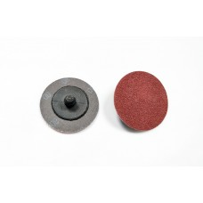 Roloc Disc 50mm Brown Standard 60 Grit