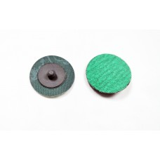 Roloc Disc 50mm Green Zirconia 60 Grit