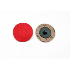 Roloc Disc 50mm Red Ceramic 24 Grit