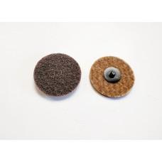 Roloc Disc 75mm Coarse A Brown
