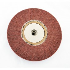 "Satin Wheel Fine A Grade 8""x2"" (200mm x 50mm) Low Density H5"