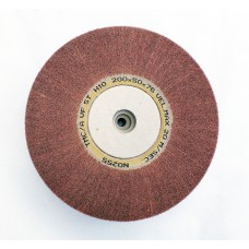 "Satin Wheel Very Fine A Grade 8""x2"" (200mm x 50mm) High Density H10"