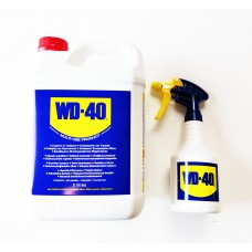 WD-40 5 litre with Spray Bottle