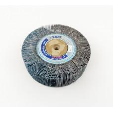 SAIT Zirconia Flap Wheel 165mm x 50mm 80 Grit
