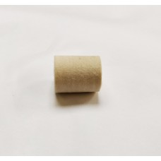 Unmounted Felt Roller Medium 20mm x 25mm