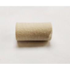 Unmounted Felt Roller Medium 20mm x 38mm