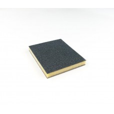 Abrasive Sponge Pad 120mm x 98mm x 13mm Coarse Grit